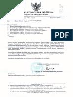 365_Surat Edaran Pengajuan STR-PPDS Dari KKI
