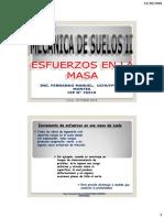 2018.10.13 - Esfuerzos en La Masa