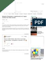 Entenda, Finalmente, o Significado de 21 Siglas Usadas Nas Redes Sociais - BOL Listas - BOL Listas