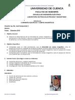 Practica 8-Corrientes Eléctricas y Campos Magnéticos _diciembre2018(1)