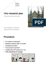 PhD Research Plan