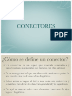 Conectores Conjunciones PDF