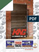 KNC Tack Catalogue
