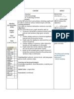 Primary Curriculum Framework 2018