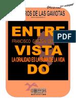 · LOS LIBROS DE LAS GAVIOTAS VI. FRANCISCO GARZÓN CÉSPEDES. ENTREVISTADO