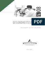 Jahrbuch Der Gesundheitsstatistik 2008[1]