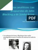 Paradigmas Analíticos. Las Propuestas de John Blacking y de Simha Arom