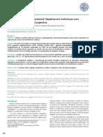 Avaliação Clínica e Laboratorial Hepática Em Indivíduos Com Insuficiência Cardíaca Congestiva
