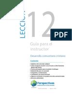 11_GUIA PARA EL INSTRUCTOR — LECCIÓN 11_Versión preliminar
