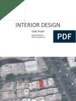 Interior Design Case Study FINAL