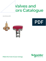 Hvac Valves and Actuators Catalogue