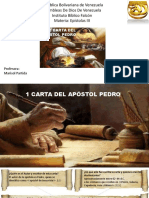 Cartas Del Apostol Pedro