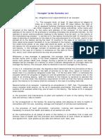 Duties and Liabilities of Occupier Under Factories Act
