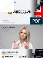 Inexx Club Robot de Arbitraje de criptomonedas