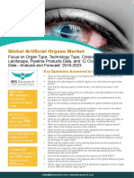 Artificial Organs Market Research Report