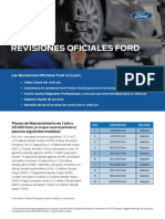 Revision Oficial Ford