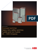 ABB Safety Switch EOH1GB 15-06