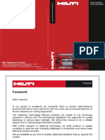 Hilti Anchor Fastening Technology Manual 2011