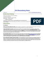 u3a blaauwberg newsletter january 2019