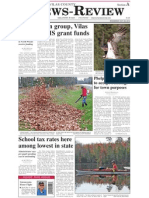 Vilas County News-Review, Oct. 20, 2010