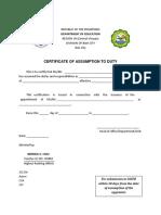 CS Form No 4