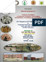 National Mushroom Symposium
