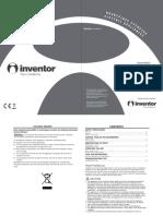 Inventor EVA Users Manual