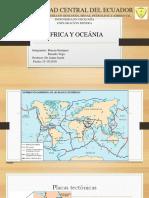 África y Oceanía