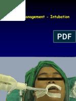 Airway Management - Intubation