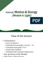 1 Module 6 - Light