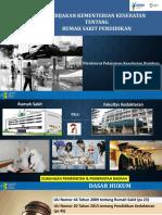 Paparan Direktur PKR - Kebijakan RS Pendidikan