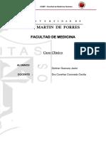 Historia Clinica Derrame Pleural