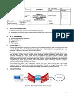 Jobsheet 2 - Firewall Mikrotik
