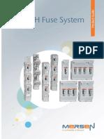 BR Mersen NH Fuse System