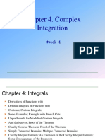 4 - Complex Integrals