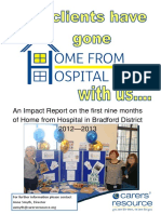 Hfh Impact Report