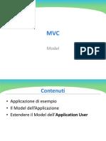 UD 02 Sviluppare Modelli ASP.net MVC