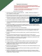Regulament Piscina