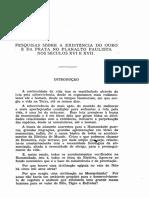 AUSTREGÉSILO, Myriam Ellis. Pesquisas sobre a Existência do Ouro e Prata no Planalto Paulista nos Séculos XVI e XVII.pdf