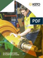 Keto Company Overview Brochure 2018
