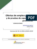 Boletin Convocatorias Empleo_2019