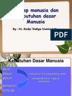 KONSEP_MANUSIA_&_KDM__Maslow