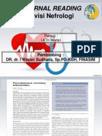 journal reading percutaneous coronary intervention
