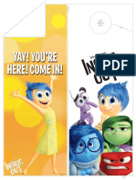 Inside Out Activity Book