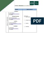 Informacion Web TFG Matematicas 2016-2107