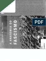 Robert Paxton. a Anatomia Do Fascismo