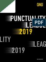 Punctuality League 2019