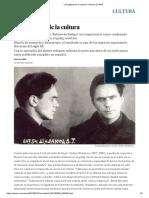 Marta Rebón - La Fragilidad de La Cultura (El País, 19-02-2013)