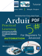 Introduction Easy And Fast Arduino For Beginners To Advanced
