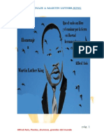Homenaje a Martin Luther King